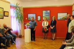 Balatoni Színvilág – Karácsony Julianna amatőr festő kiállítása - 001
