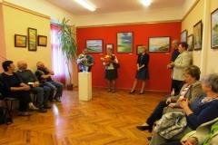 Balatoni Színvilág – Karácsony Julianna amatőr festő kiállítása - 004