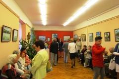 Balatoni Színvilág – Karácsony Julianna amatőr festő kiállítása - 007