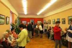 Balatoni Színvilág – Karácsony Julianna amatőr festő kiállítása - 008