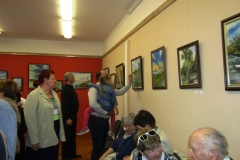 Balatoni Színvilág – Karácsony Julianna amatőr festő kiállítása - 019