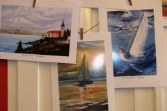 Balatoni Színvilág – Karácsony Julianna amatőr festő kiállítása - 025