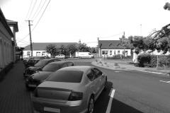 A Kossuth utca parkolói